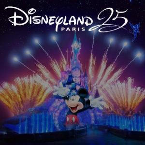 Disneyland 25 anni