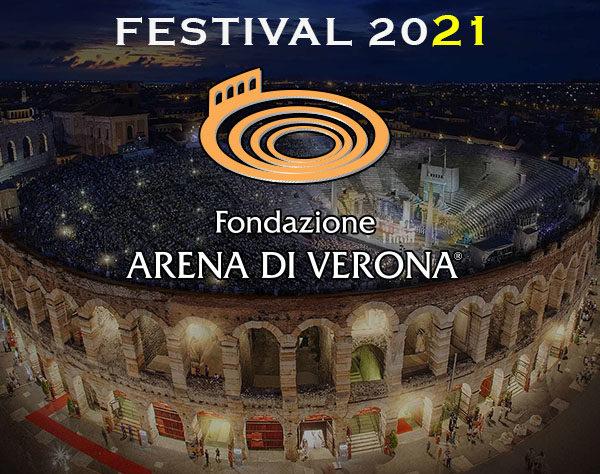 Festival Arena Di Verona 2021