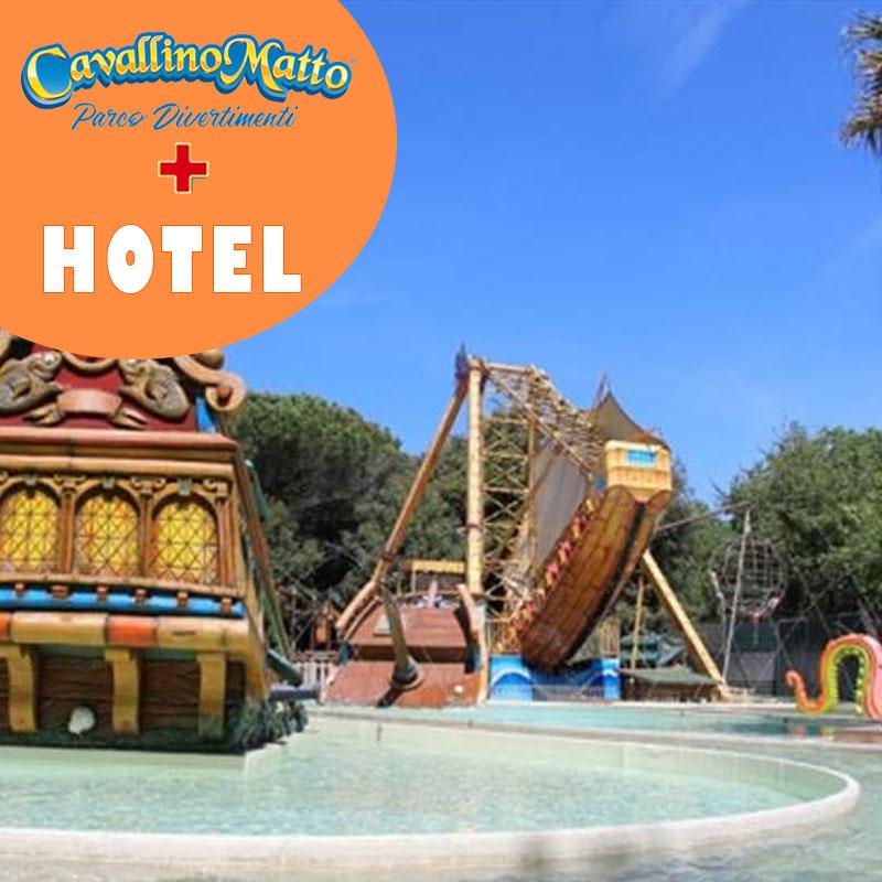 cavallino matto+hotel