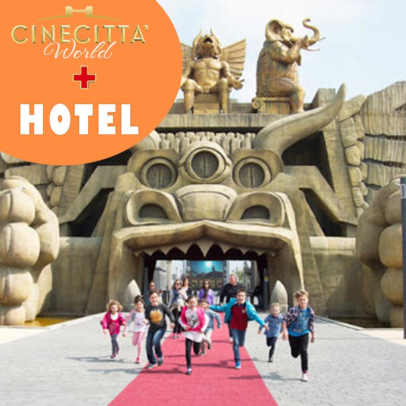 Cinecittà+hotel
