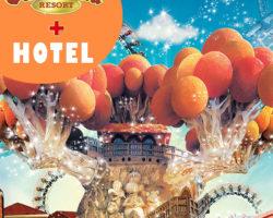 Gardaland + Hotel