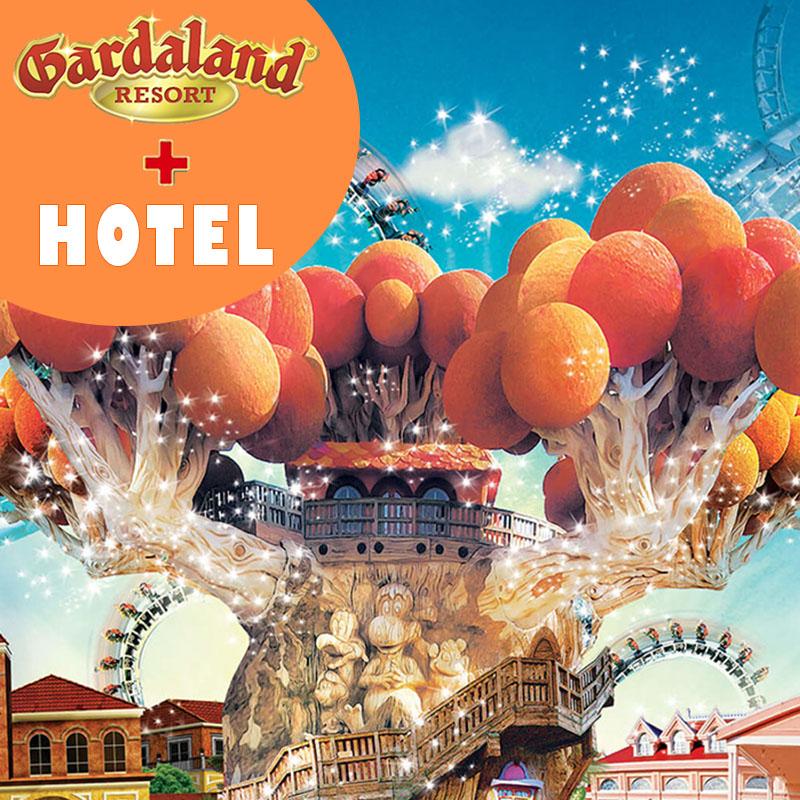 Gardaland+hotel