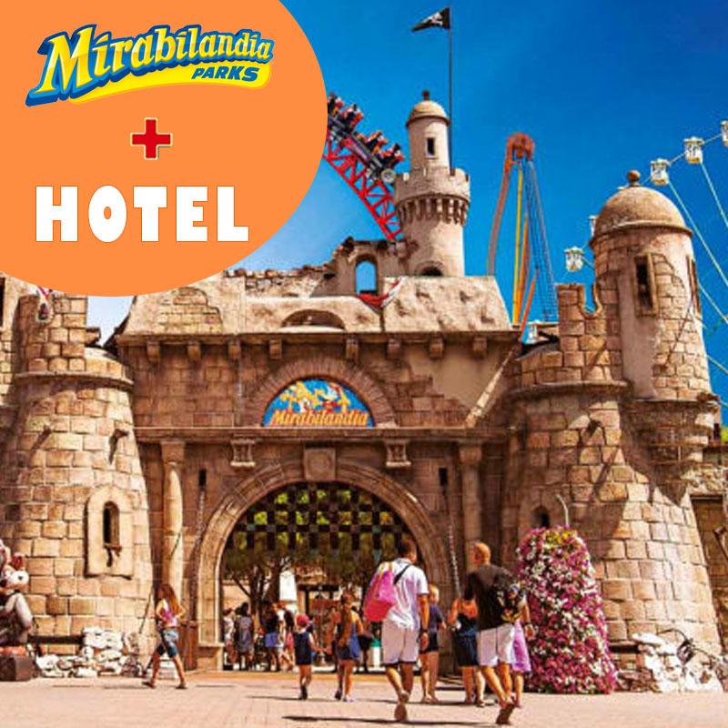 Mirabilandia+hotel