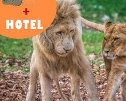 Parco Natura Viva + Hotel