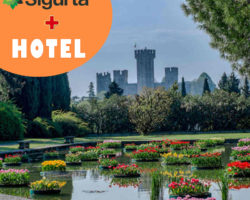 Parco Giardino Sigurtà + Hotel