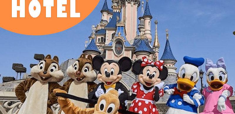 DisneylandParis+hotel